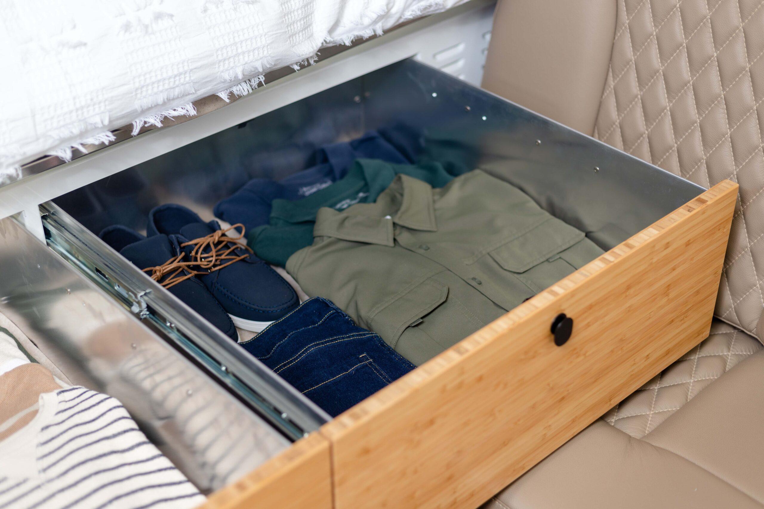 Kimberley Karavan under bed storage-2