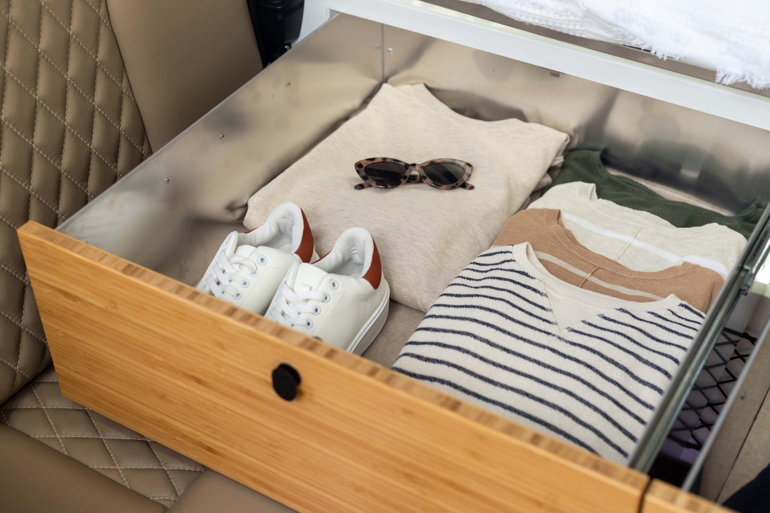 Kimberley Karavan under bed storage-3
